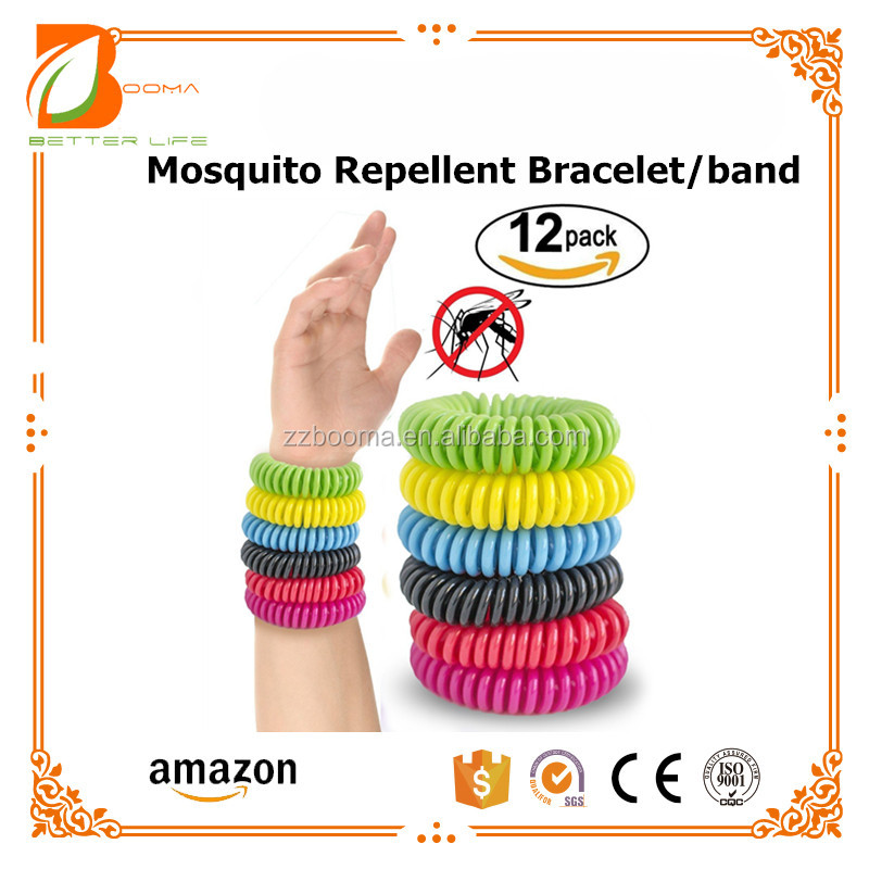 Anti Mosquito Bracelet Repellent Band , Chinese Mosquito Repellent Bracelet Supplier