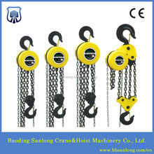 1 tonne HSZ type chain block pulley