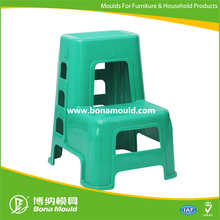 Good quality kids plastic step stool Mould