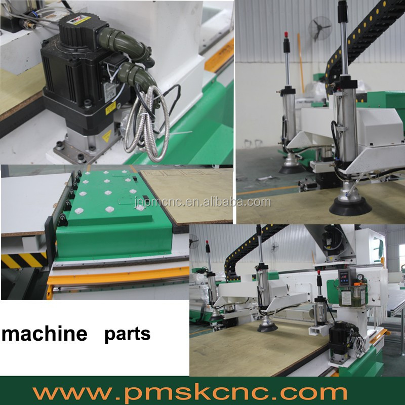 cheap cnc router wood cutting machine wood door wood cabinet machine