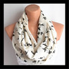 Hot sale new design printing silk hair scarf from china wholesale