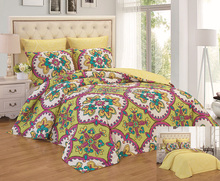 Double sided design popular bedding comforter cover