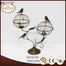 With 10 years experience factory directly decorative metal bird cages