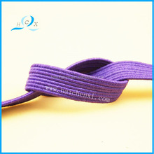 purple colorful polyster buy woven elastic waistband