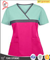 Excellent quality medcial scrub uniform for spa/hospital