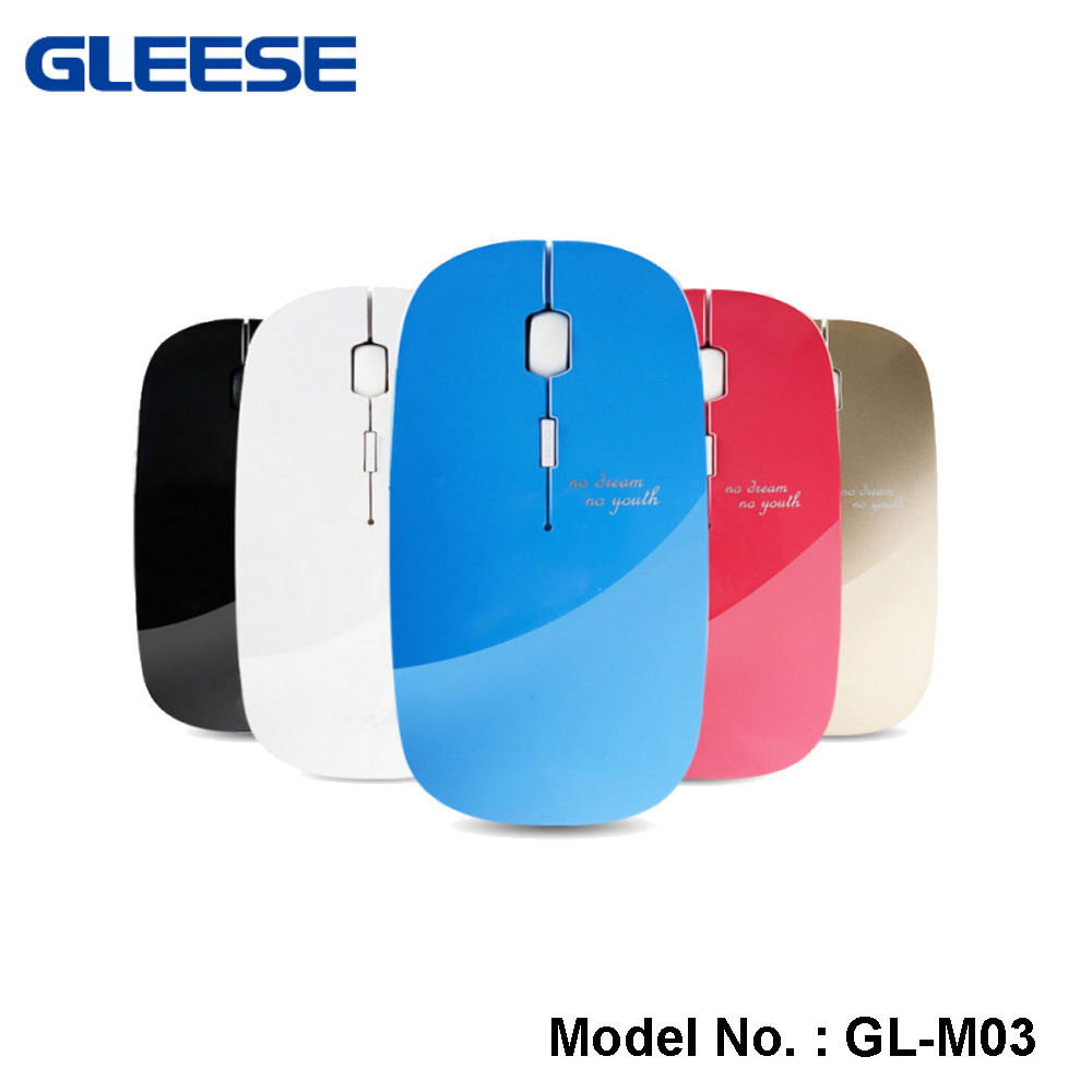 High Quality 2.4ghz USB Mouse wireless logitech wireless optical mouse driver for Computer