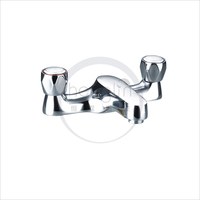 traditional deck mounted spout bathtub faucet