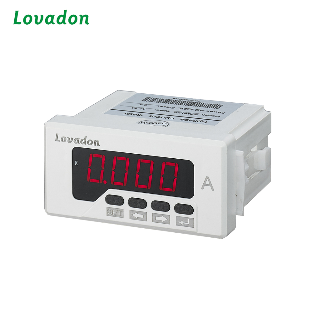 LT96H-A Electric Meter Price Panel For Current Single Phase Energy Meter