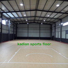 pvc sports floor for indoor basketball floor,badminton sports floor