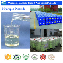 Factory supply high quality bulk Hydrogen Peroxide 7722-84-1 with reasonable price and fast delivery!!!