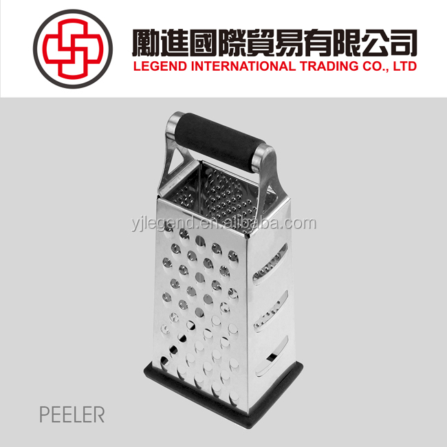 PE024 Food grade stainless steel box grater