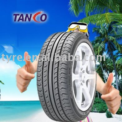 HANKOOK brand quality car tyre