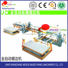 particle board machinery/particle board cutting machine