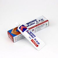 Hengda Kafuter K-703 glass panel silicone sealant