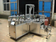 Rubber And Plastic Disposable shoe cover making machine