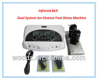 Professional Home Use/Personal Use Brand New Dual Detox Foot SPA With Tens Massage Patches To Relieve Pain