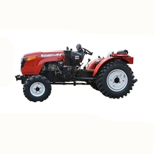 small agricultural tractor for air conditioning