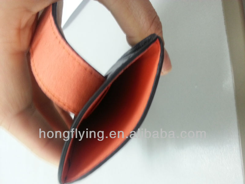 2013 selling well leather case,leather flip case for huawei