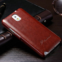 2016 New Style YOTONE Classical High Quality PU Luxury Genuine Leather Phone Case