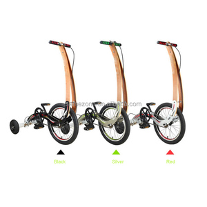 3 wheel Adult bicycle cheap adult bicycle , adult balance bike 18inch wheel size