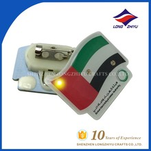 Company promotional accessories philippines flag lapel pin