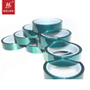 Green Polyester Silicone Self Adhesive Tape