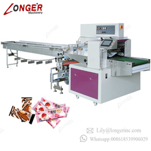 2018 New Type Vertical China Flow Spaghetti Pack Pizza Cucumber Packing Lollipop Packaging Machine