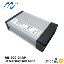 220v ac input 24v dc single output 400w led power driver
