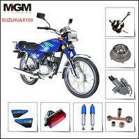 OEM Quality AX100 motorcycle parts, for suzuki ax100