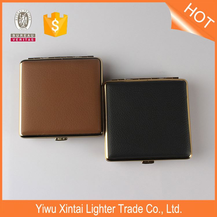 Promotional promotional custom cigarette case with good prices