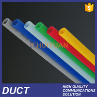 HUIYUAN high quality low price hdpe 100mm corrugated pipe