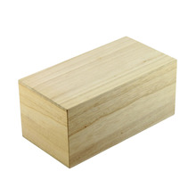 High-grade Snake Texture Wooden Packaging Empty Box Lid and Base Box Type