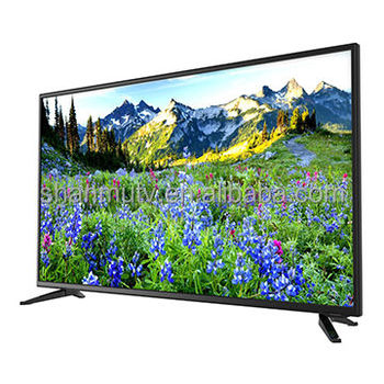 Cheap Chinese Flat Screen and Fashionable Superslim 55inch Led Tv