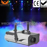 Hot Wholesale 1500W Haze Machine Effect Smoke Machine Stage Disco for wholesaler for disco party concert