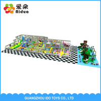 Best Price Children Commercial Equipment Kids Soft Indoor Playground Toys with Slides