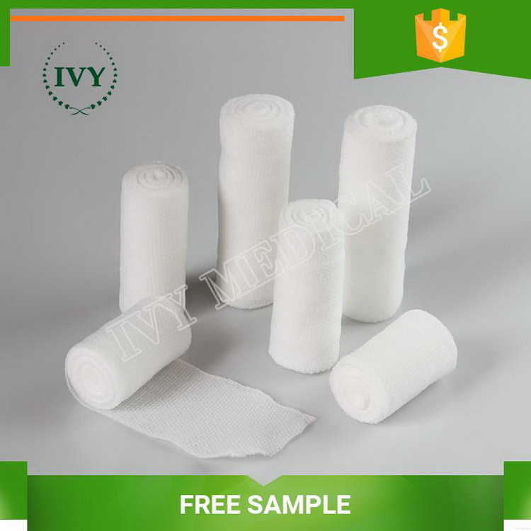 Top quality Best-Selling gauze bandage surgical dressing