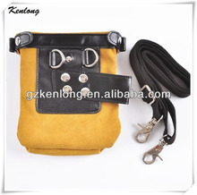 2013 Popular design real leather hair tool belts