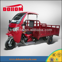 200CC adult pedal car cargo motorbike for sale