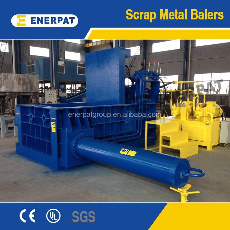 Best Price! Quality Hydraulic Scrap Metal Baler