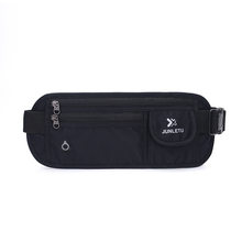 black cute fanny pack waist bag