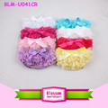 Mutilcolor all around lace ruffle newborn bloomers for kids girl cotton tutu skirt infant nappy covers baby bloomers wholesale