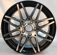 17/18 inch Popular design car alloy wheels, replica wheel rims made in china