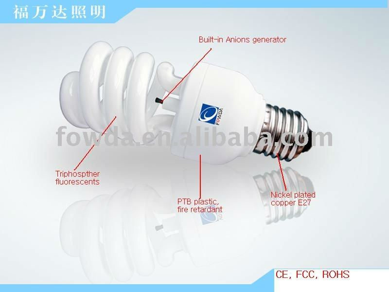 15w 20w 26w fluorescent bulbs