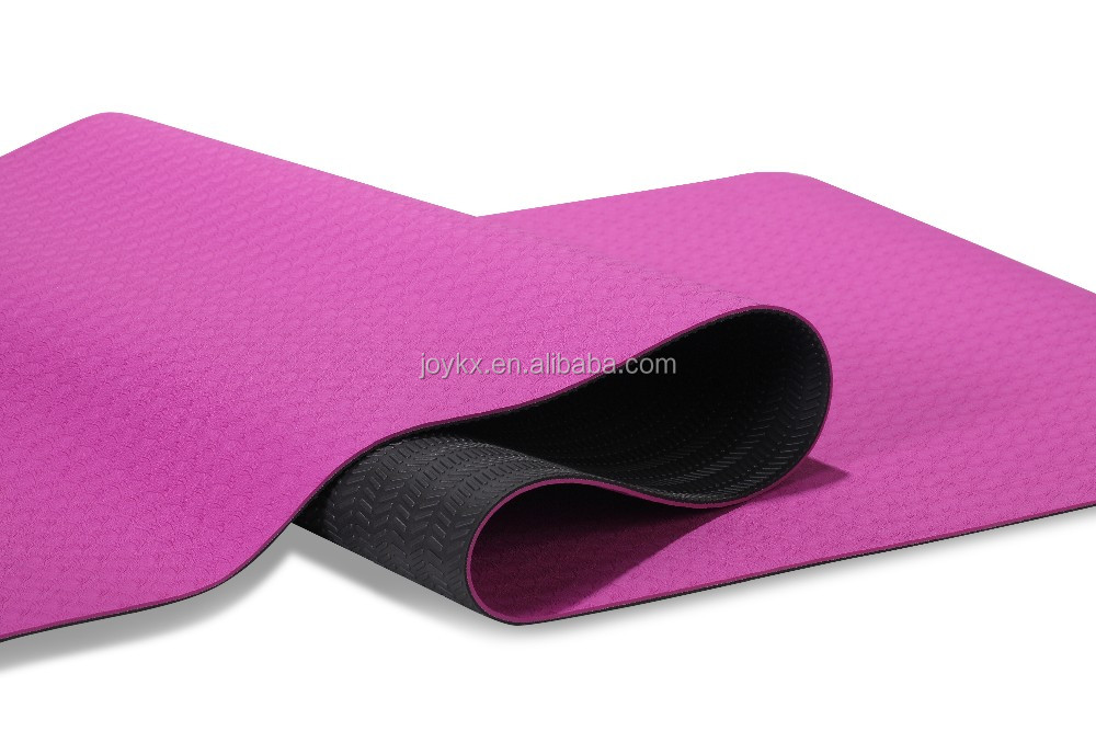 Best gold supplier no slip recommended yoga mats