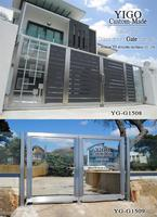 Customized metal baby safety gate made in China
