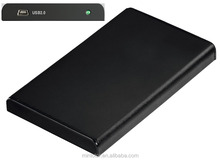 2.5INCH hard disk case usb3.0 to sata external hdd box Portable usb2.0 to sata Internal Hard Drive plastic enclosure