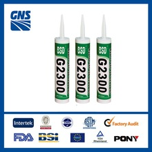 global standard bicomponent sealant