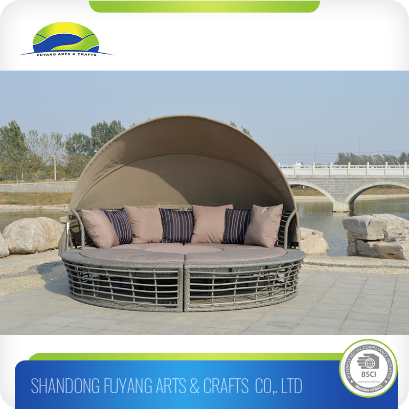 aluminium Garden Sunbed Furniture