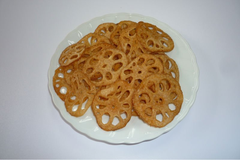 Brands potato chips/ Fried Lotus Root Chips