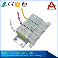 high pressure 3 way plastic 12 volt solenoid valve